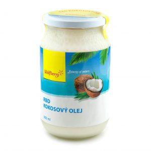 RBD kokosový olej